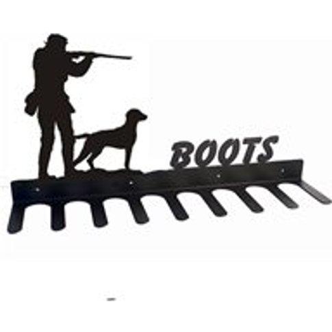 Boot Rack In Gun Design - Large