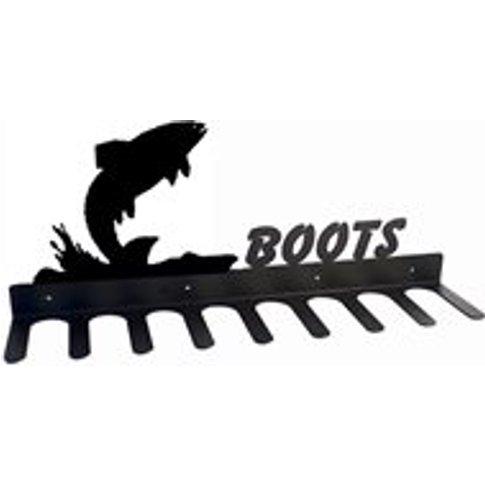 Boot Rack in Splash Fish Design - Medium