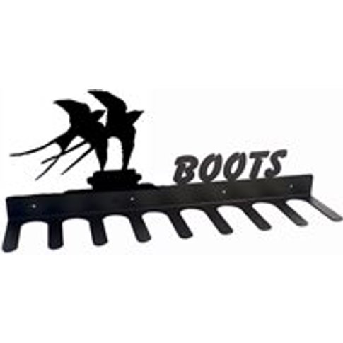 Boot Rack in Swallow Design - Medium