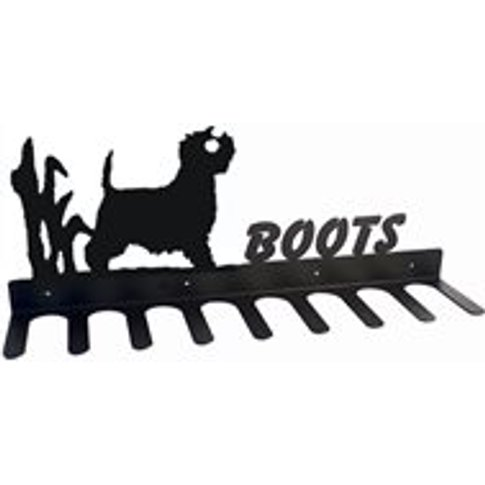 Boot Rack in Westie Design - Large