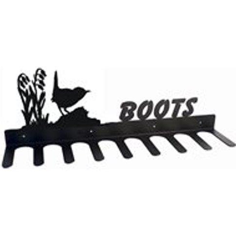 Boot Rack in Wren Design - Large