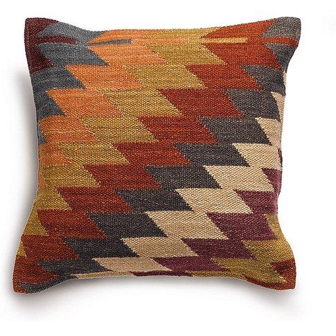 Navajo Zig Zag Cushion