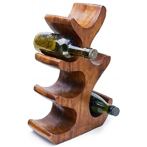 Large Cactus Wine Rack