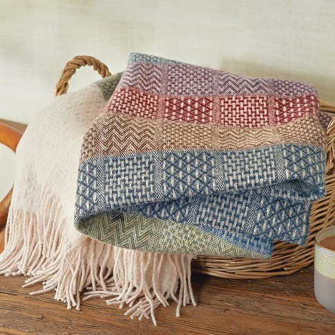 Tay Wool Throw