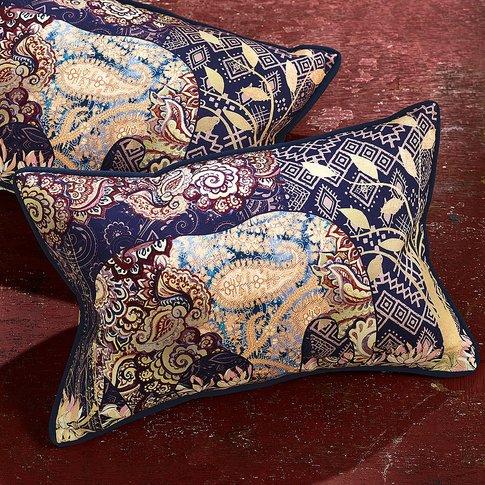 Lotus Leaf Cushion