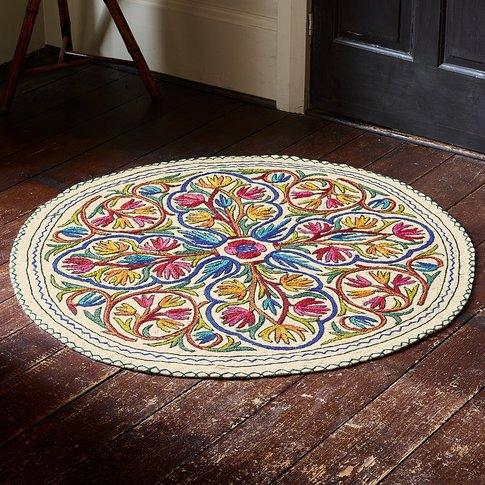 Odisha Embroidered Rug