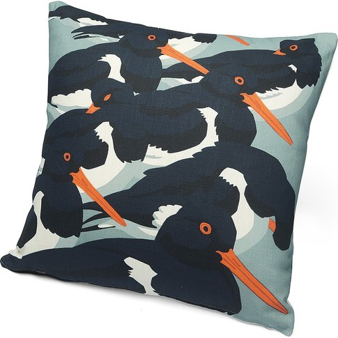 Gillmor Oystercatchers Cushion
