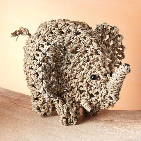 Kruger Elephant Ornament