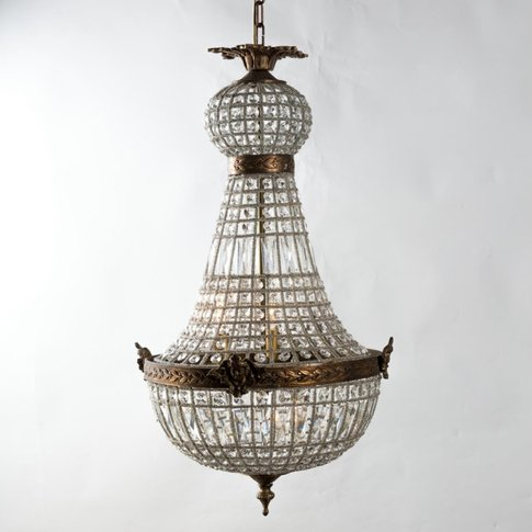 Celestine Chandelier (size: Medium)