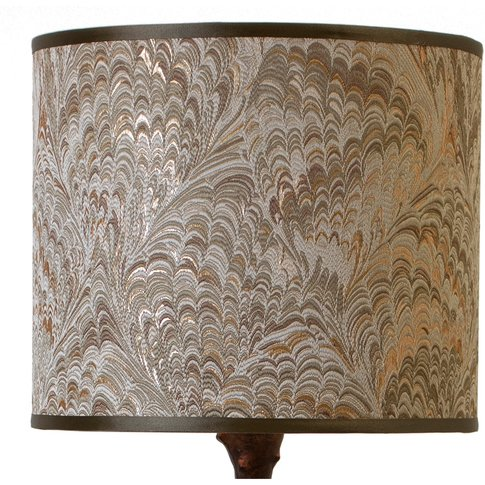 Fiorentina Lampshade - Pale Gold (size: Large)