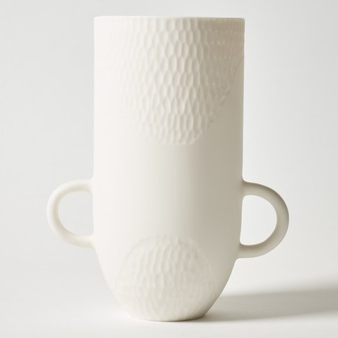 Sibling Vase - Scallop 1
