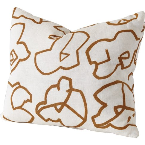 Icon Cushion (Turmeric)