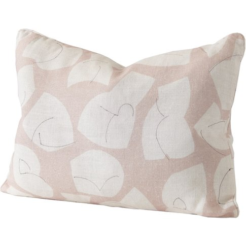 No 1 Cushion ( Plaster Pink)
