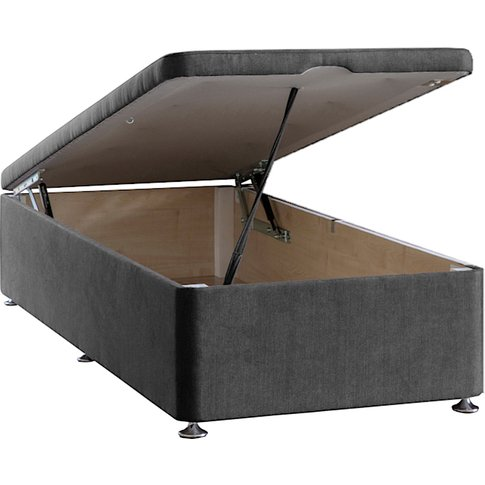 Cove Small Single Ottoman Storage Bed
