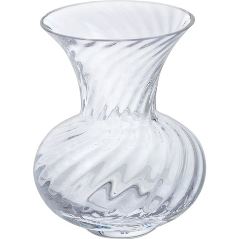 Etruscan Ripple Small Vase