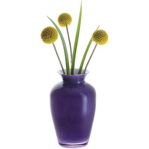 Little Treasures - Amethyst & White Vase