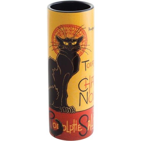 Steinlen - Le Chat Noir Small Vase