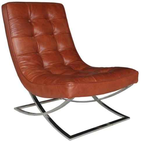 Chesterfield Buttoned Vintage Lounge Chair
