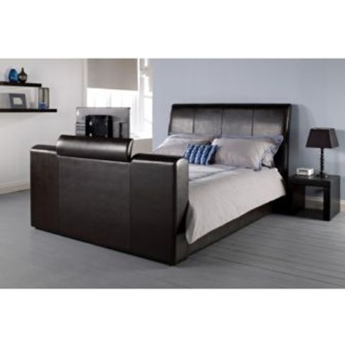 Manhattan Tv Bed 4'6