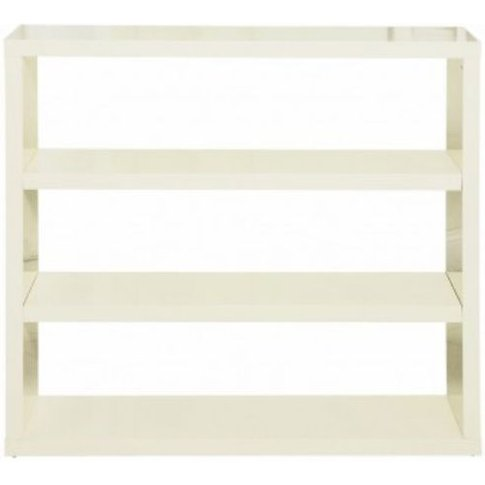 Puro Bookcase Cream