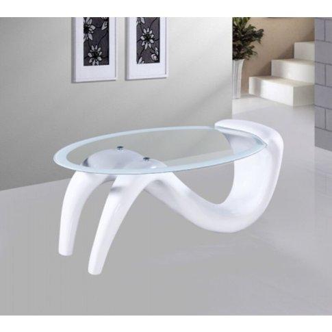 Venice Coffee Table White