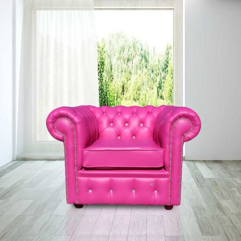 Chesterfield Crystallized - Elements Low Back Armcha...