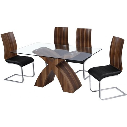 Hotle Dining Set,Dining Table With 6 Chairs