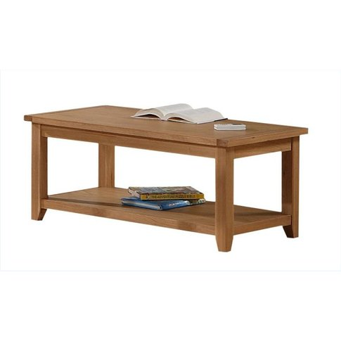 Stirling Oak Coffee Table