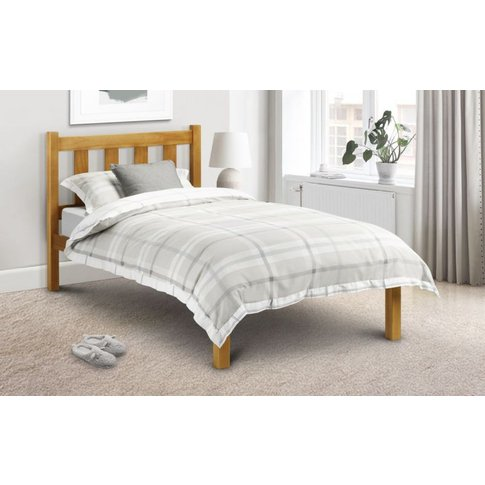 Poppy Single Pine Bed