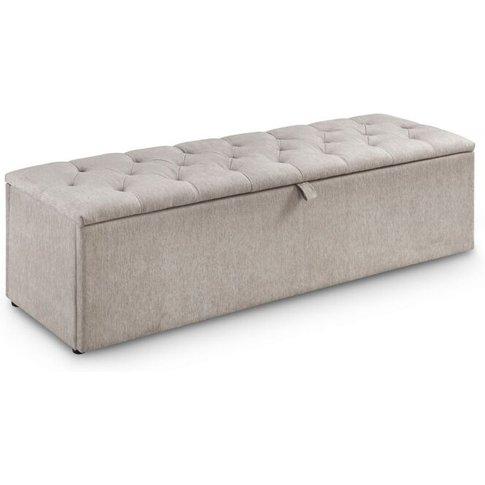 Evelina Mink Chenille Fabric Blanket Box