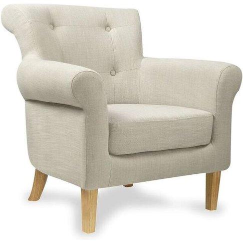 Pittsburgh Fabric Armchair
