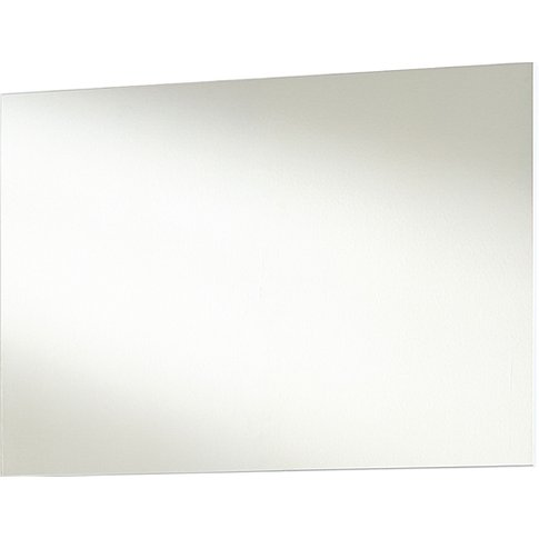 Inside Rectangle Hallway Mirror
