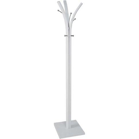 Bernd Coat Stand In White