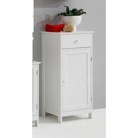 Sweden2 Modern Bathroom Cabinet In White