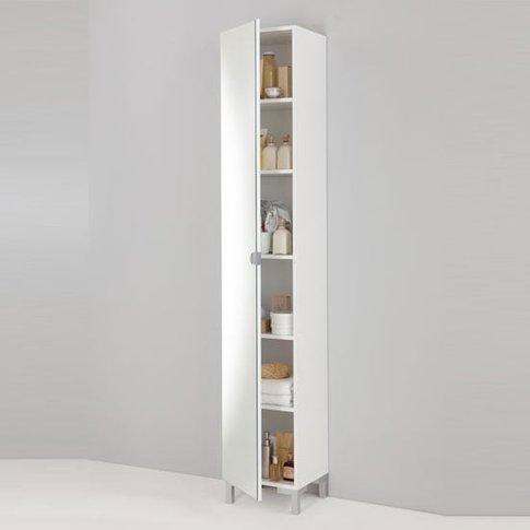 Tarragona Bathroom Cabinet Floor Standing In White