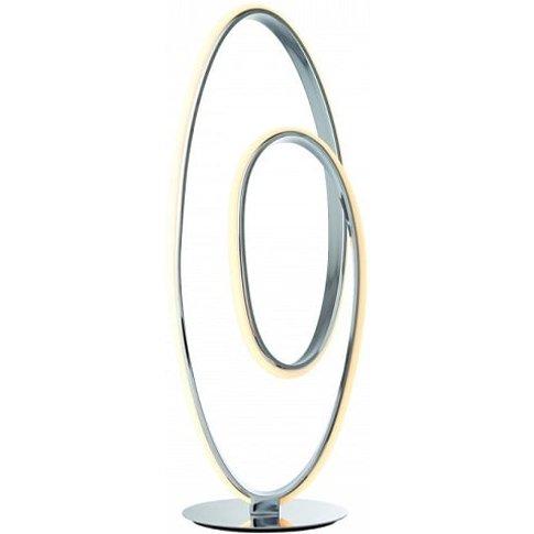 Aria Modern Hooped Design Table Lamp