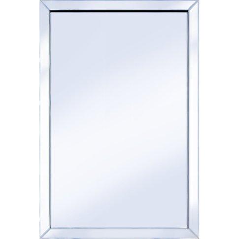 Brilliance 120x80 Rectangle Wall Mirror