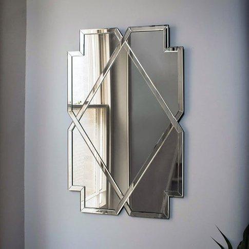 Dillingham Contemporary Designer Wall Mirror
