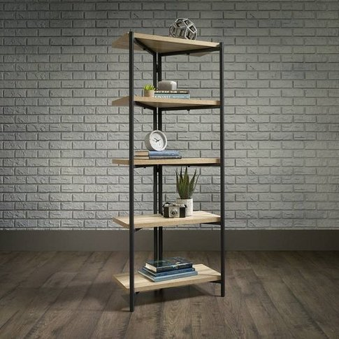 Garrick Bookcase Or Shelving Unit In Charter Oak And...