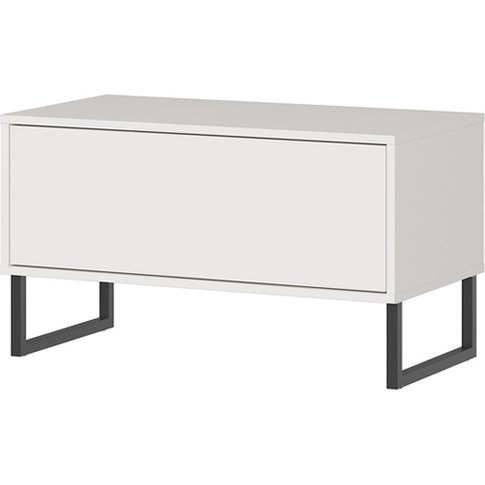 Madeo Shoe Storage Bench In Cashmere
