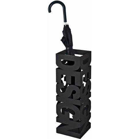 Design Umbrella Stand in Black