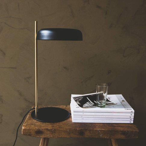Torsten Black Desk Lamp