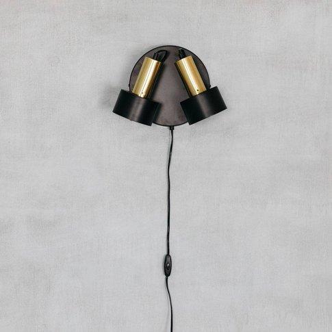 Claude Twin Wall Light