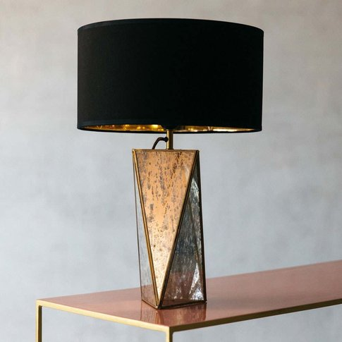 Lexi Mirrored Table Lamp