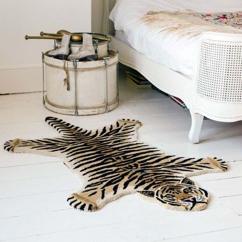 Large Tami Tiger Rug