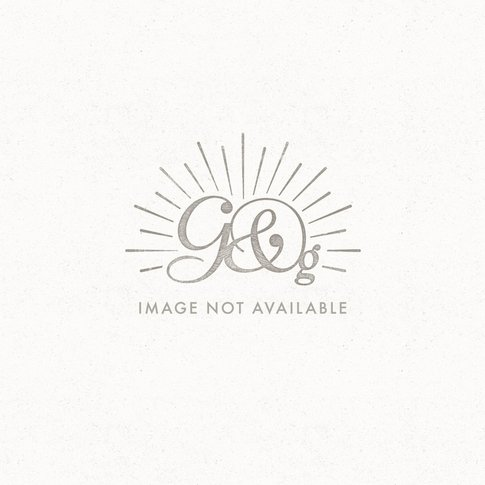 Single Golden Palm Candle Holder