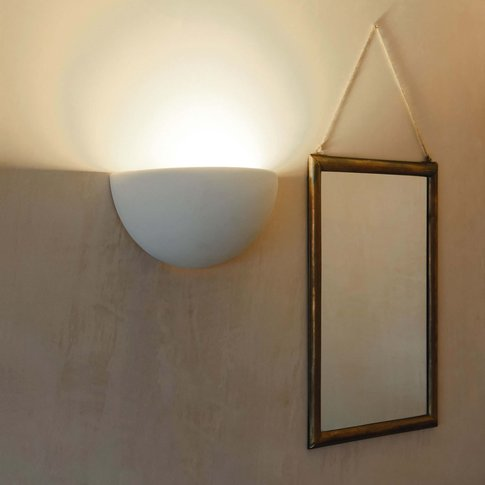 Ceramic Wall Light