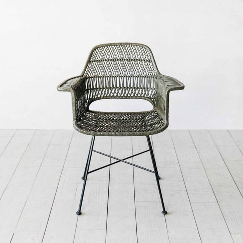 Oslo Olive Green Armchair