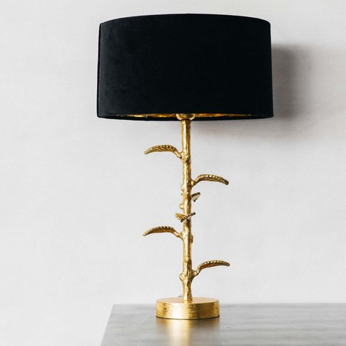 Jack Gold Table Lamp