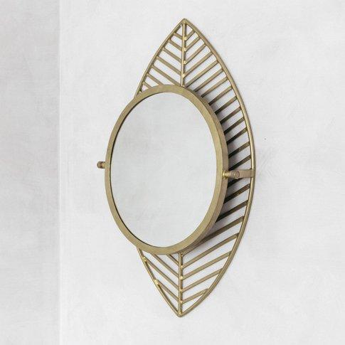 Leaf Mirror